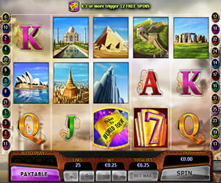 7 Great Wonders of the World Spiele-Details