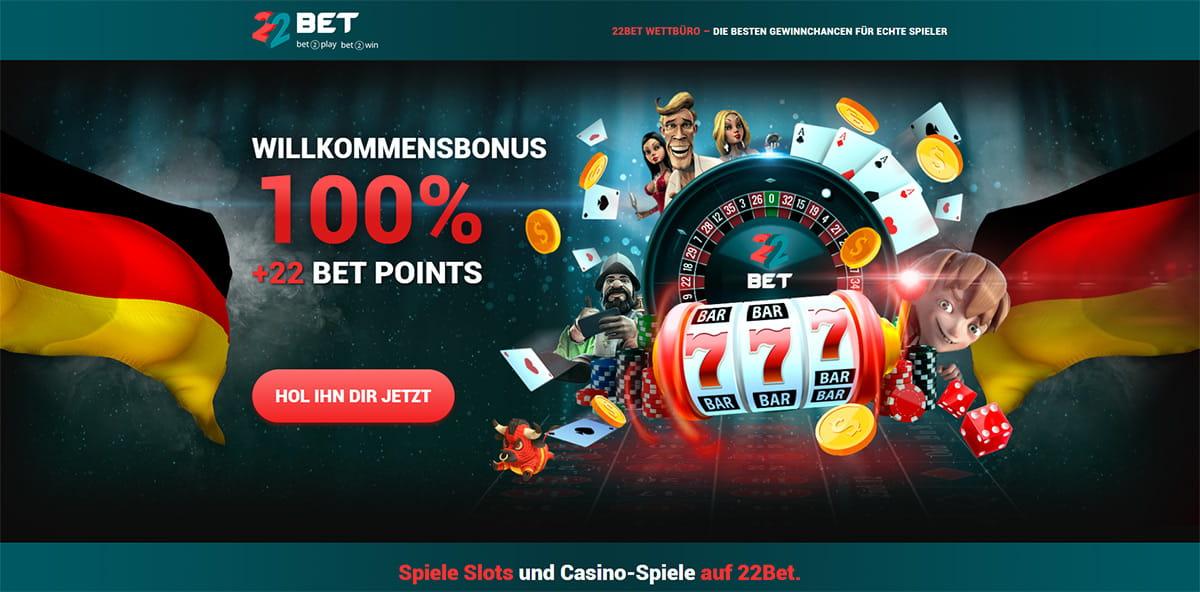 Casino Mit Willkommensbonus