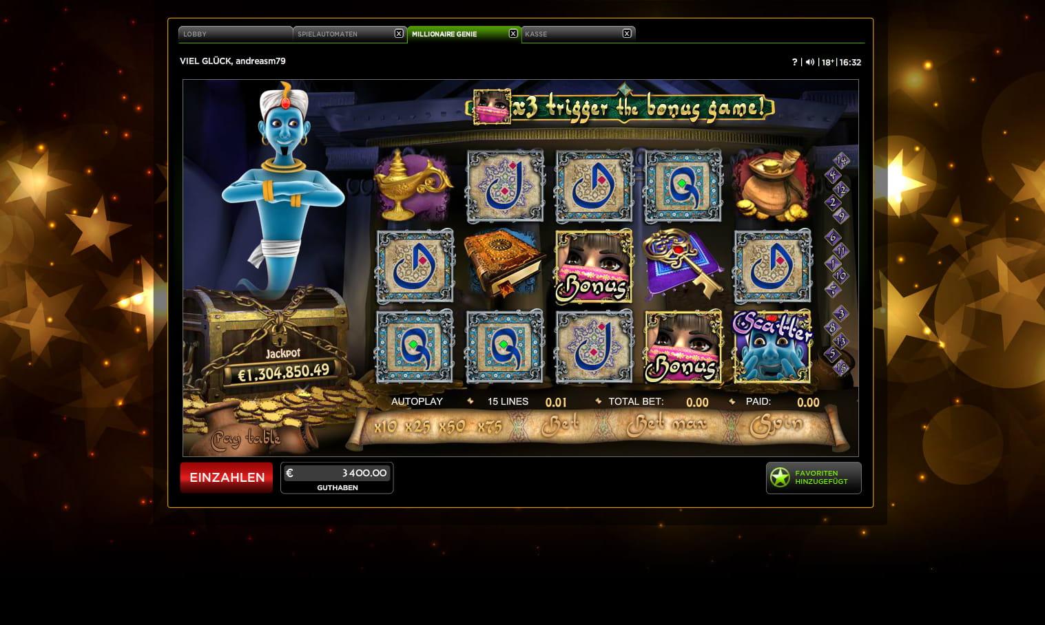 neu für online casinos