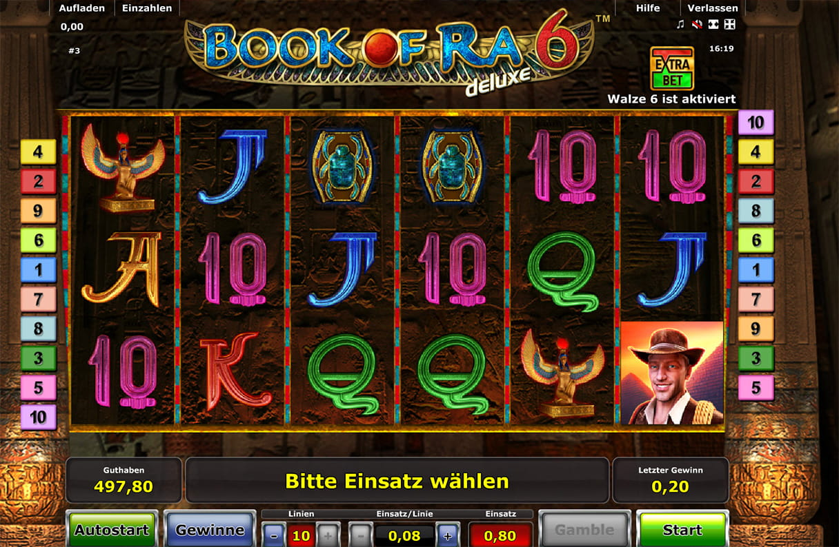 Quasar Gaming Book Of Ra 6