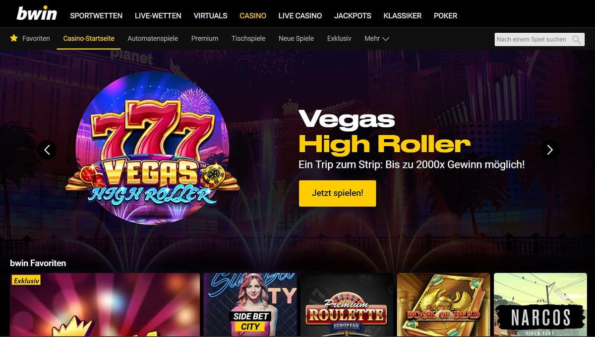 Bwin Live Casino Erfahrungen