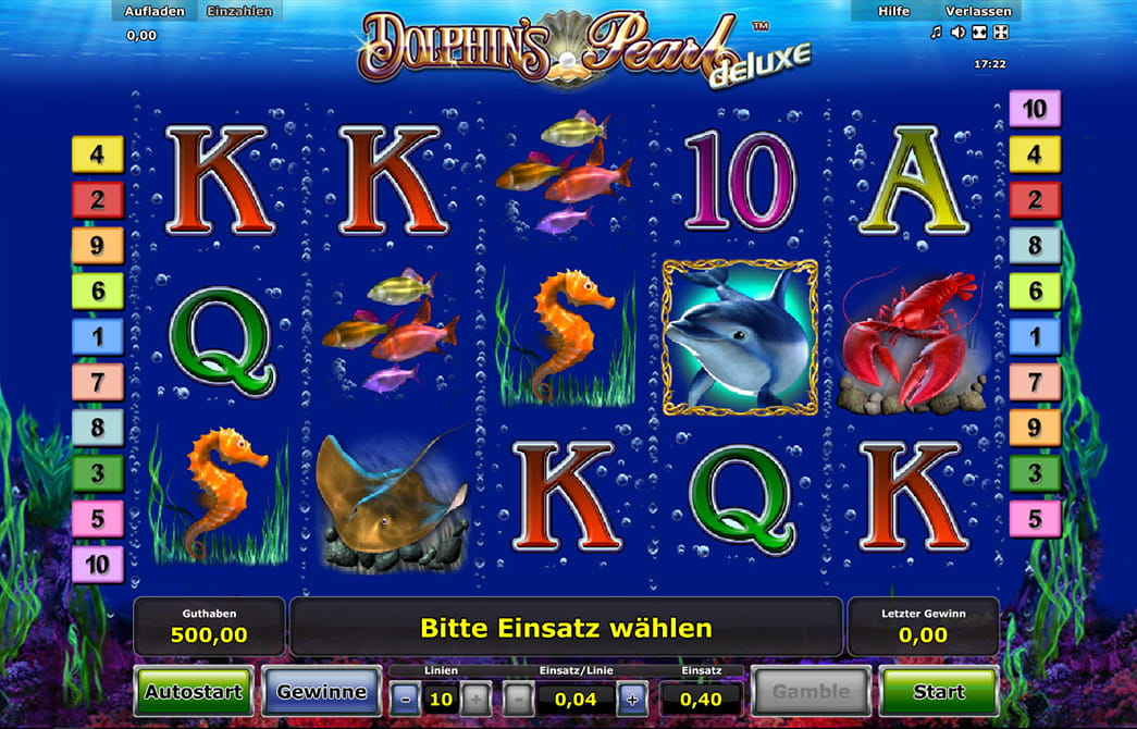 casino online test dolphins pearl