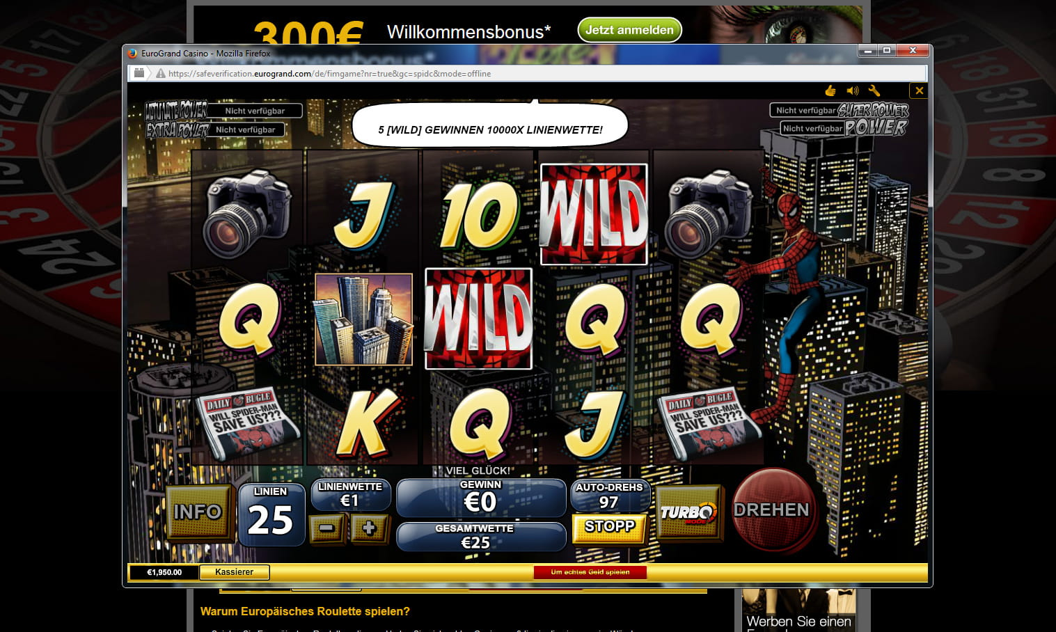 grand online casino biggest quasar