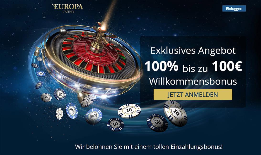 europa casino seriös