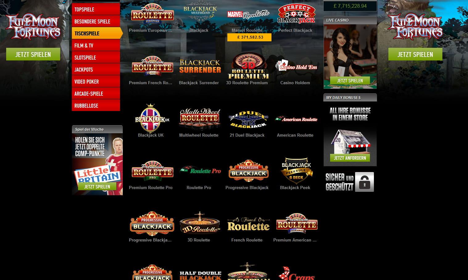 euro online casino live casino deutschland