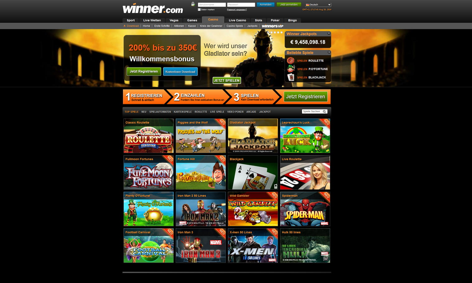 video slots online casino spielen ko