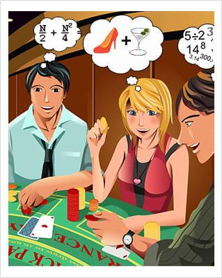 Bar poker open online