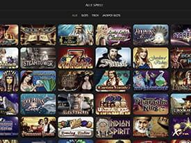 casino online games bingo kugeln