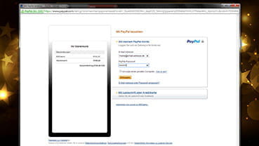 Paypal Aktionscode