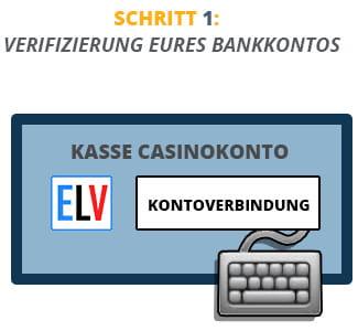 online casino mit bankeinzug